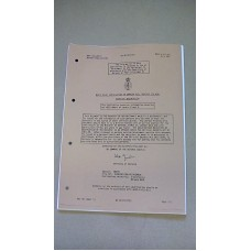 CLANSMAN RADIO RELAY INSTALLATION INSTRUCTIONS IN CARRIER FULL TRACKED FV439
